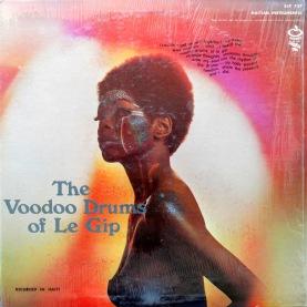Voodoo Drums of Le Gip
