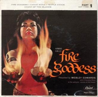 Webley Edwards Fire Goddess 2