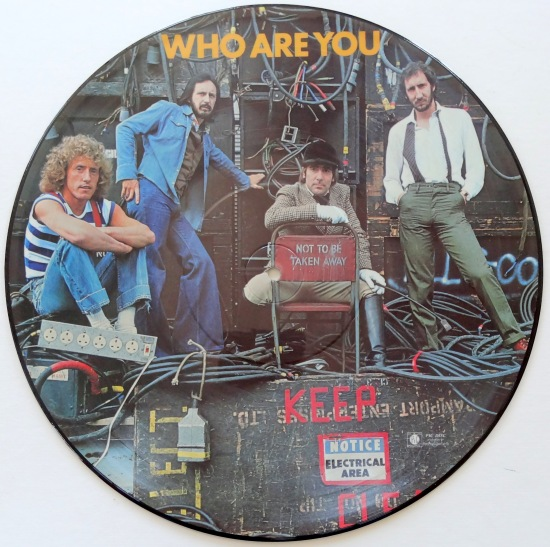 Who Are You pic disc 2