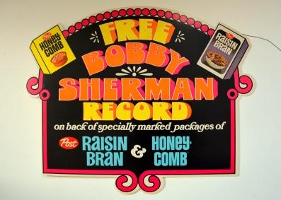 Bobby Sherman Cereal