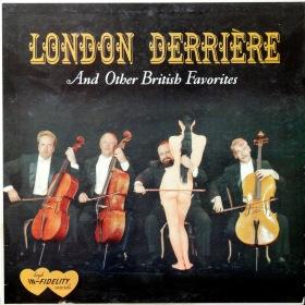 London Derriere front