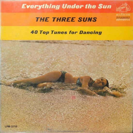 Three Suns Everything Under the Sun