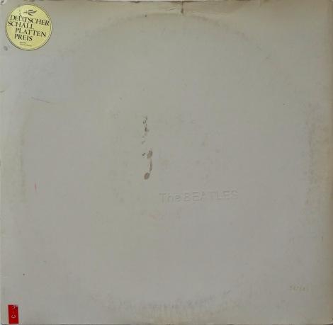 Beatles White Album German 1