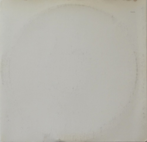Beatles White Album German 2