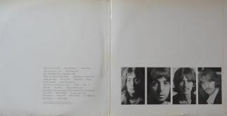 Beatles White Album German inner