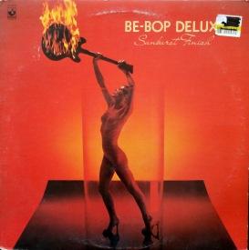 BeBop Deluxe Sunburst Finish front