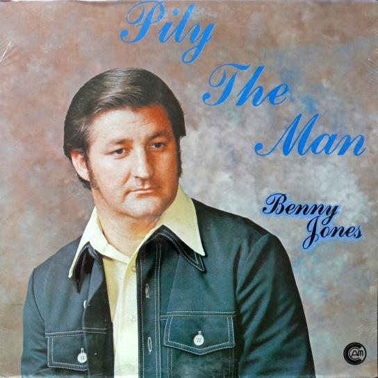 Benny Jones front