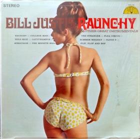 Bill Justis front