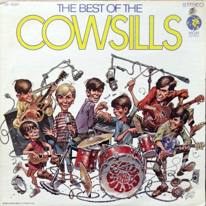 Cowsills front