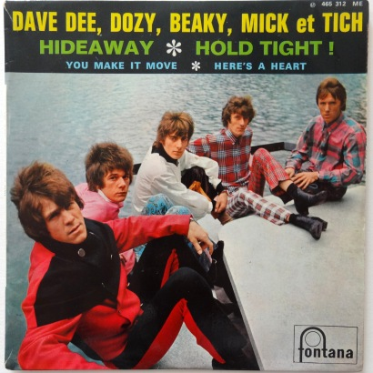 Dave Dee front