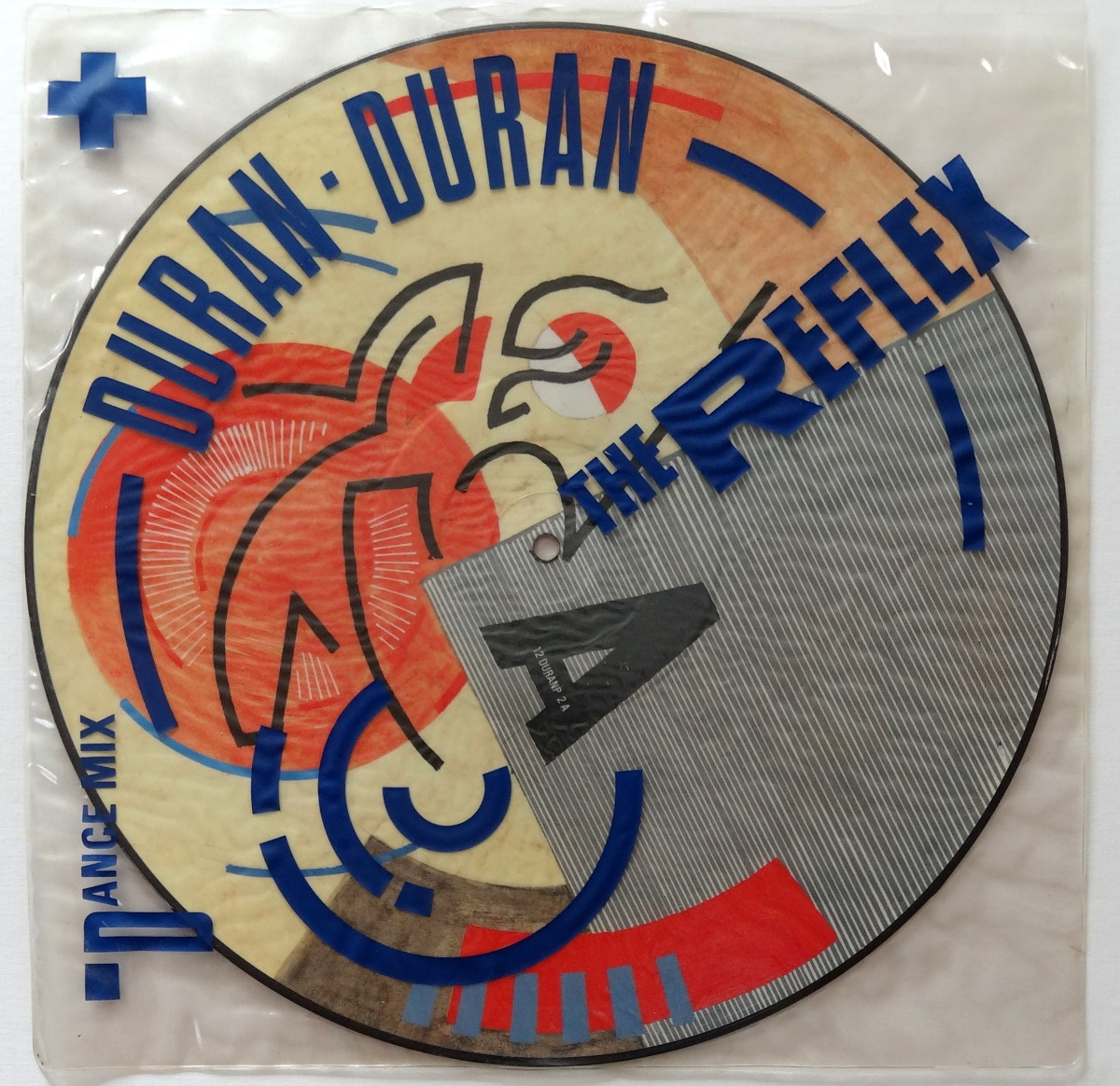 "From The Stacks: Duran Duran, ""The Reflex"" (Picture Disc)"