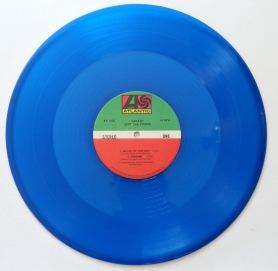 Genesis Spot the Pigeon vinyl