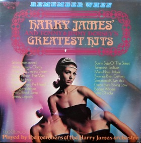Harry James front