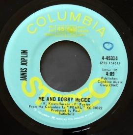 Janis Joplin Me and Bobby B