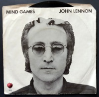 John Lennon Mind Games back