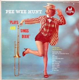 Pee Wee Hunt front