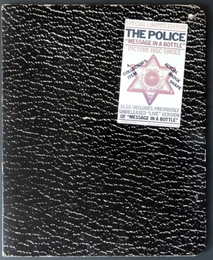 Police Message front