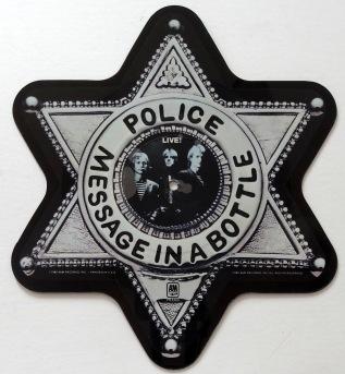 Police Message vinyl b