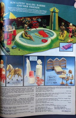 Barbie 1 sears 1979