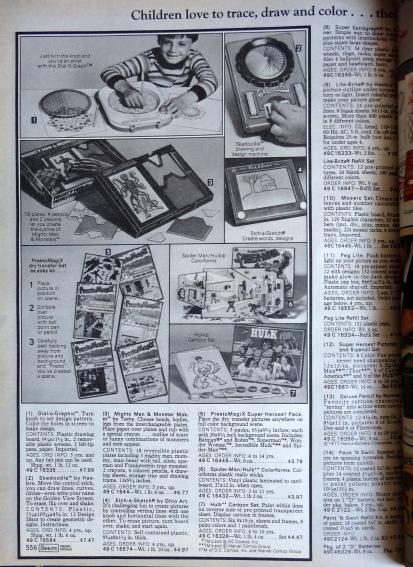 crafts 1 sears 1979