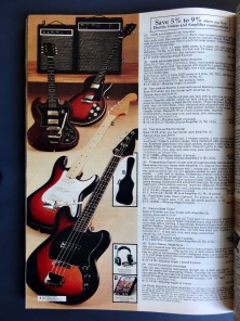 guitars 1 sears 1979