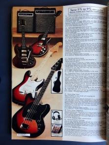 guitars 1 sears 1979
