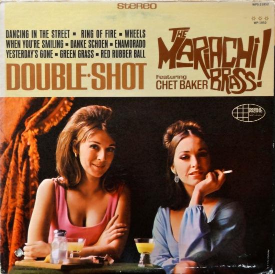 Mariachi Brass Double Shot