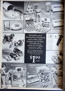 misc toys 1 sears 1979