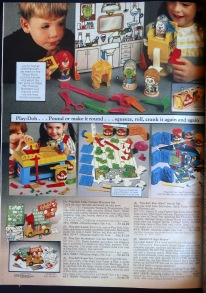 misc toys 2 sears 1979