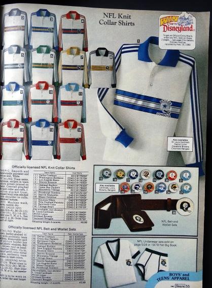 NFL 10 sears 1979