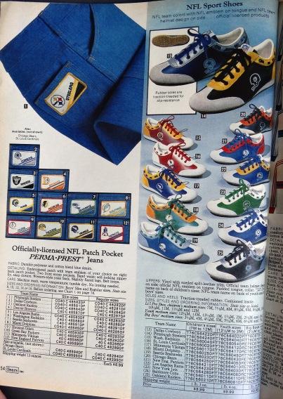 NFL 11 sears 1979