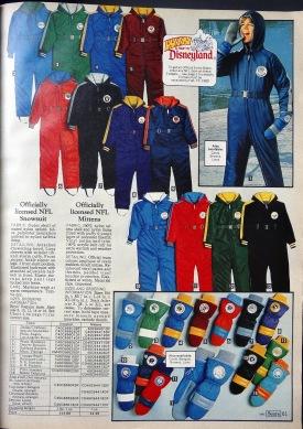 NFL 5 sears 1979
