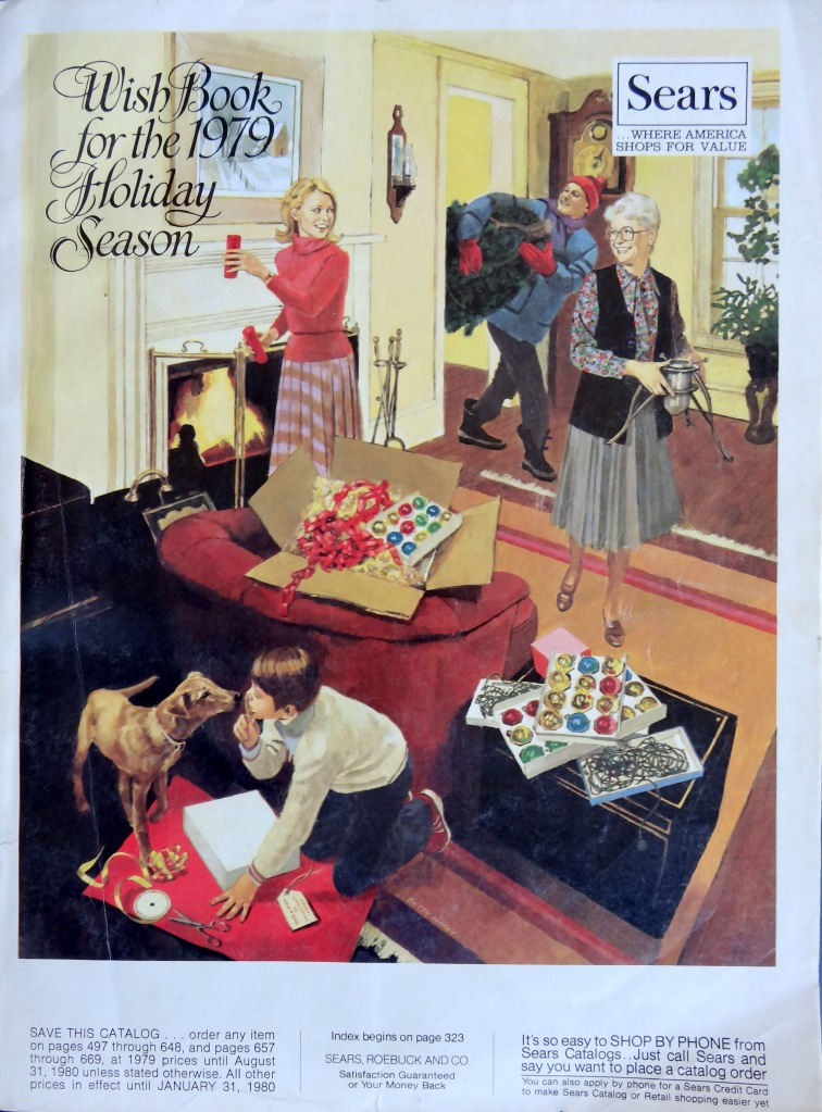 From The Stacks: The 1979 Sears Wish Book – Why It Matters