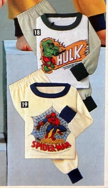 Superhero 1 sears 1979