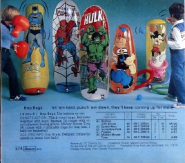 superhero 11 sears 1979