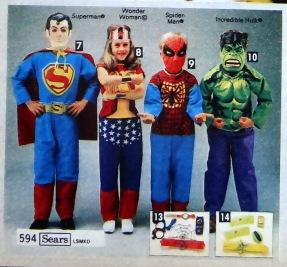 superhero 14 sears 1979