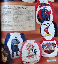 superhero 7 sears 1979