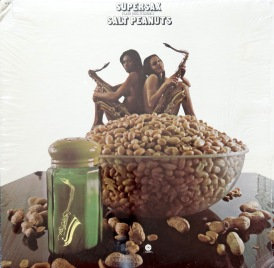 Supersax Salt Peanuts