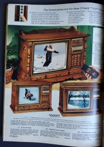 tv and stereo 1 sears 1979