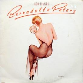 Bernadette Peters front