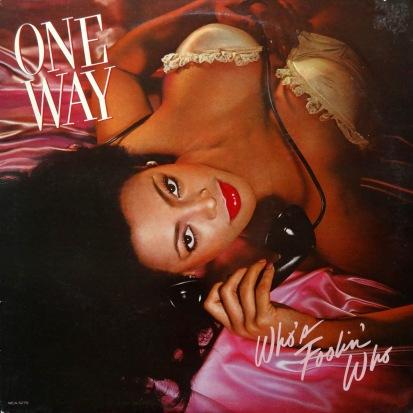 One Way Whos Foolin Who
