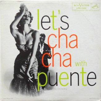 Tito Puente Lets Cha Cha front