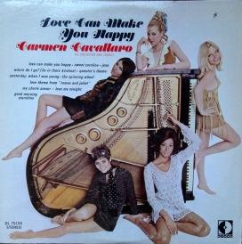Carmen Cavallaro Love Can Make You Happy