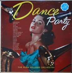 Russ Williams Dance Party