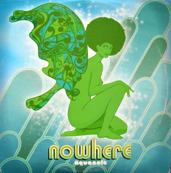 Aquanote Nowhere front