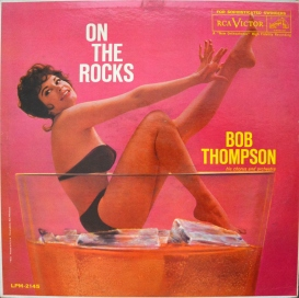 Bob Thompson On the Rocks front
