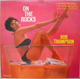 Bob Thompson On the Rocks front