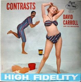 David Carroll Contrasts front