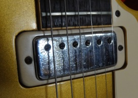 Les Paul pickup