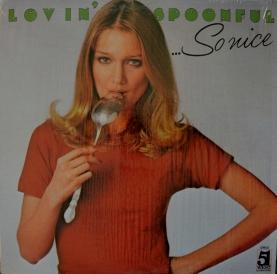 Lovin Spoonful So Nice front